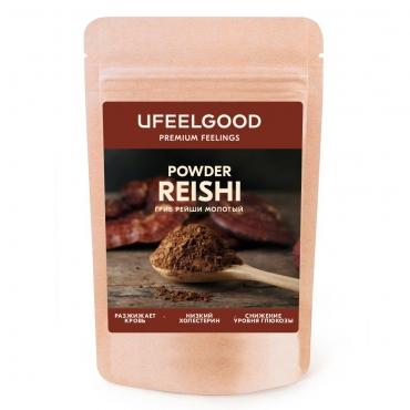 Рейши гриб (трутовик) Ufeelgood, 80 гр