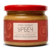 Урбеч из ядер абрикосовых косточек, 225 гр