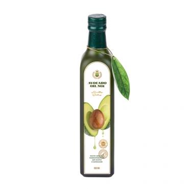 Масло авокадо рафинированное Aroy-D,  500 мл