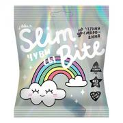 """Чувисы Slim Bite Unicorn (фруктово-ягодный мармелад) """"Черная смородина"""", 20 гр"""
