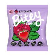 """Чувисы Bitey (фруктово-ягодный мармелад) """"Клубника"""", 20 гр"""
