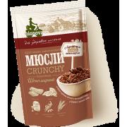 """Мюсли """"Шоколадные"""" Bionova, 400 гр"""