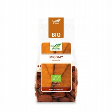 Миндаль Bio Planet, 100 гр
