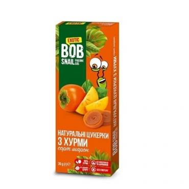 Пастила фруктовая хурма Bob Snail 30 гр