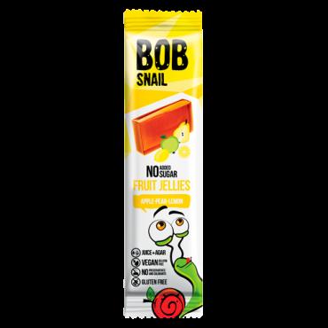 "Мармелад ""Яблоко-груша-лимон"" Bob Snail, 38 гр"