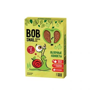 Пастила яблочная Bob Snail, 60 гр