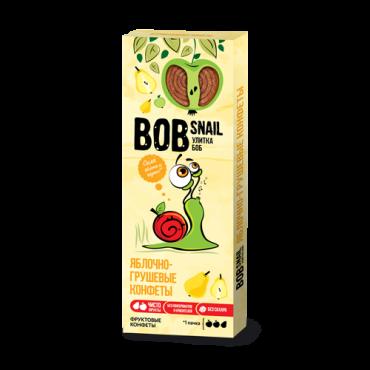 Пастила яблочно-грушевая Bob Snail, 30 гр