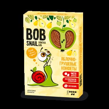 Пастила яблочно-грушевая Bob Snail, 60 гр