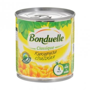 Кукуруза сладкая Bonduelle, 340 гр