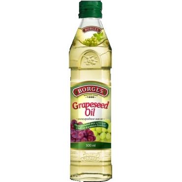 Виноградное масло рафинированное Borges, 500 мл