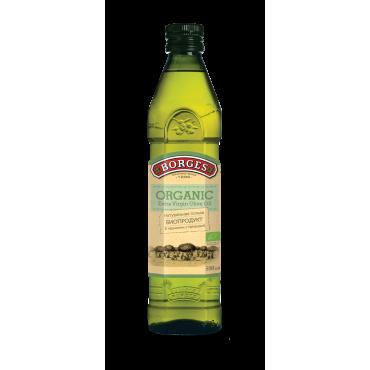 Масло оливковое нерафинированное Extra virgin Organic Borges, 500 мл