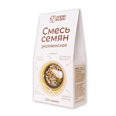 """Смесь семян """"Деревенская"""" Древо Жизни, 200 гр"""