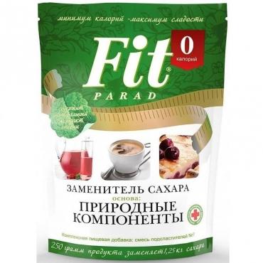 Заменитель сахара ФитПарад (Fit Parad) №7, 250 гр