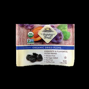 Органический сушеный чернослив Sunny Fruit, 30 г