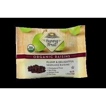 Органический изюм Sunny Fruit, 50 г