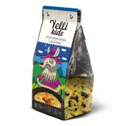 Кукурузная кашка с фруктами Yelli, 120 гр
