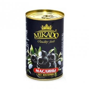 Маслины без косточки Mikado, 300 мл