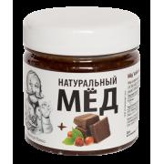 Мед взбитый с фундуком и какао Мядовы шлях, 200 гр