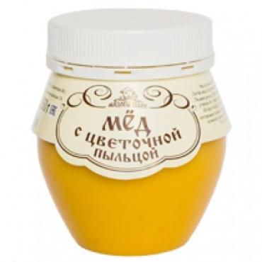 Мёд с цветочной пыльцой Мядовы шлях, 350 гр