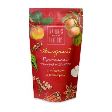 Гречишный чай с яблоком и корицей Nature's own factory, 100 гр