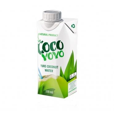 Кокосовая вода Cocoyoyo, 330 мл