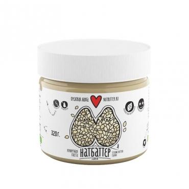 Паста кунжутная (Тахини) Nutbutter, 320 гр