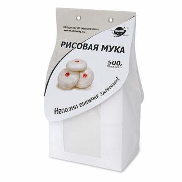 Мука рисовая Образ Жизни Алтая, 500 гр