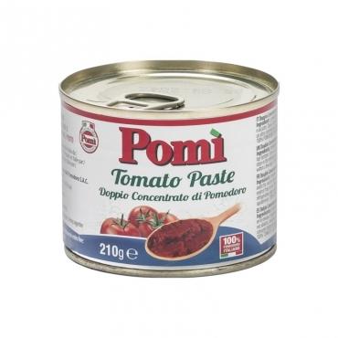 Паста томатная стерилизованная Pomi, 210 гр