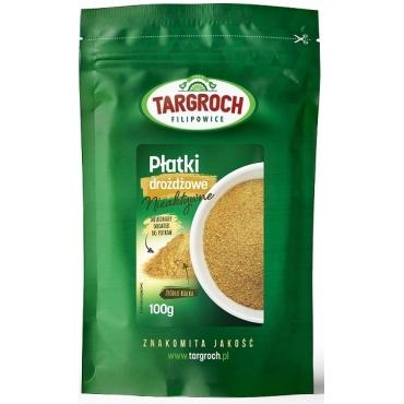 Дрожжи пищевые неактивные (хлопья) TARGROCH, 100 гр