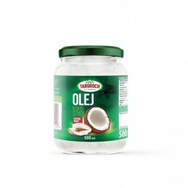 Масло кокосовое рафинированное TARGROCH,  500 мл