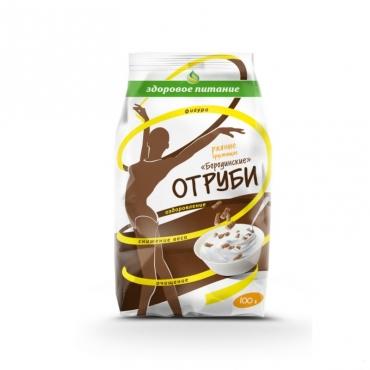 """Отруби """"Бородинские"""" Здоровое питание, 100 гр"""