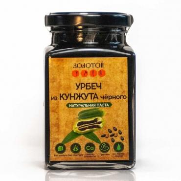 Урбеч из кунжута черного Золотой Улей, 240 гр