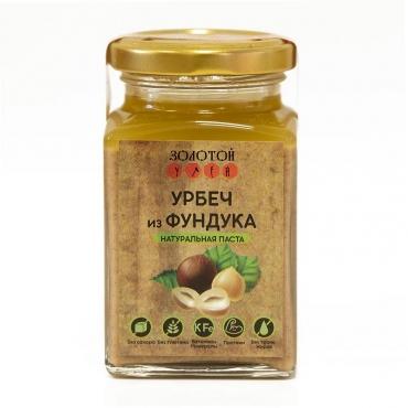 Урбеч из лесного ореха  Золотой Улей, 240 гр