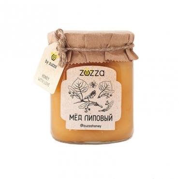 Мёд липовый Zuzza, 670 гр