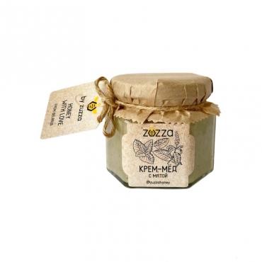 Крем-мёд с мятой Zuzza, 150 гр