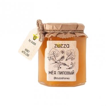 Мёд липовый Zuzza, 250 гр