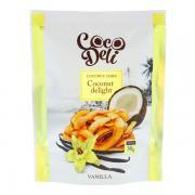Кокосовые чипсы Cocodeli с ванилью, 30 гр