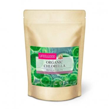 Хлорелла (таблетки) Ufeelgood, 100 гр