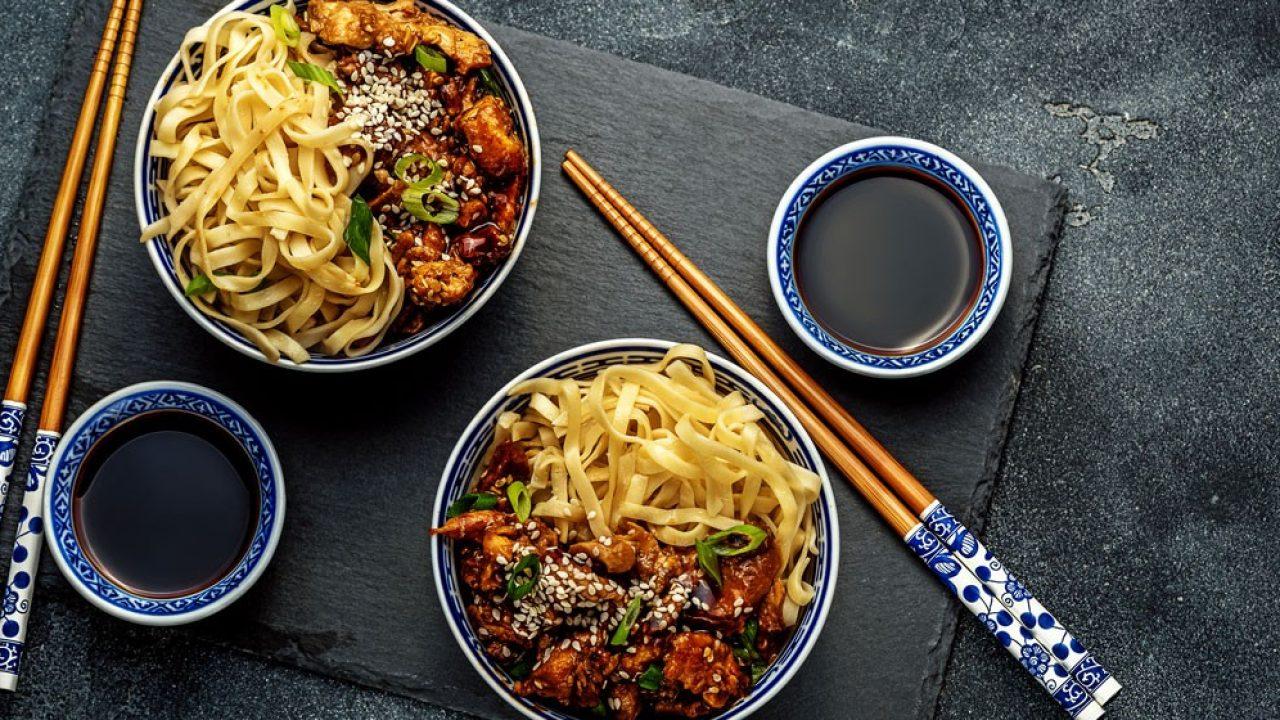 Продукты азиатской кухни