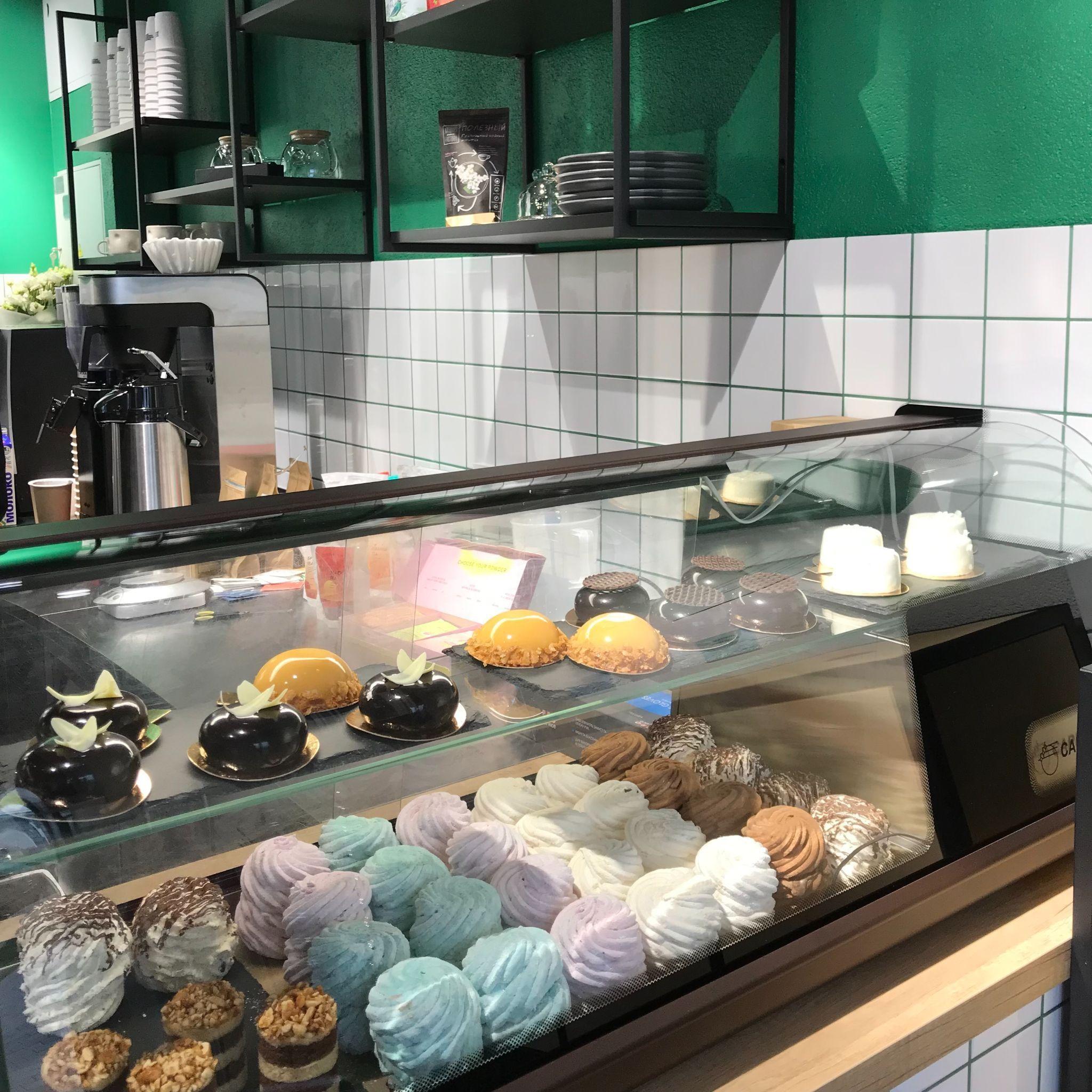 В Экобаре открылась своя кофейня