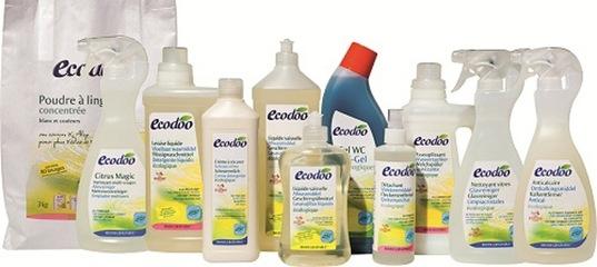 Чистящие средства от Ecodoo