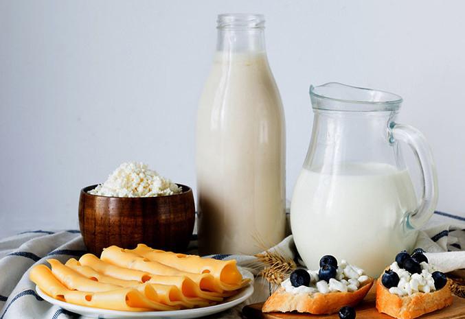 Преимущества натуральных молочных продуктов