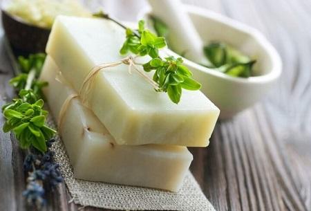 Фото натурального мыла
