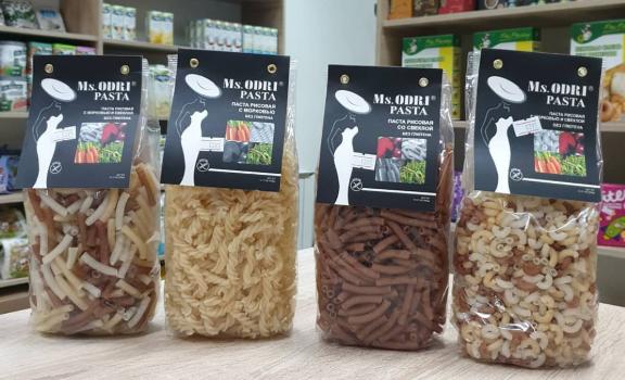Полезные продукты от бренда Odri