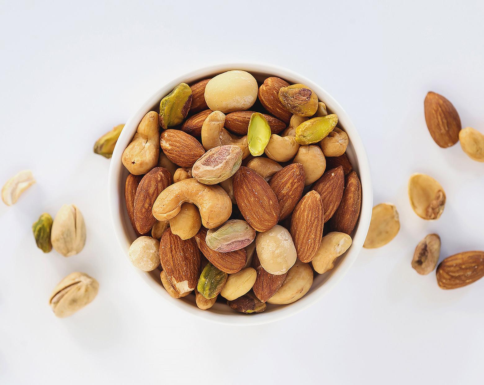 Почему орехи полезны для здоровья