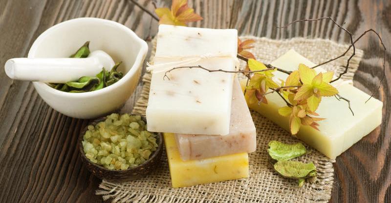 Состав натурального мыла