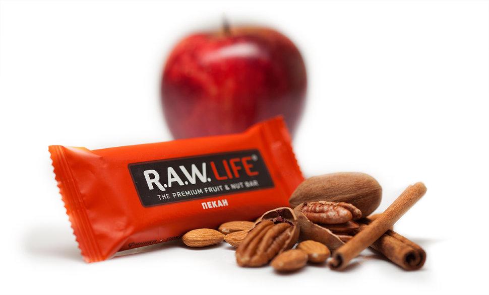 Батончик raw-life