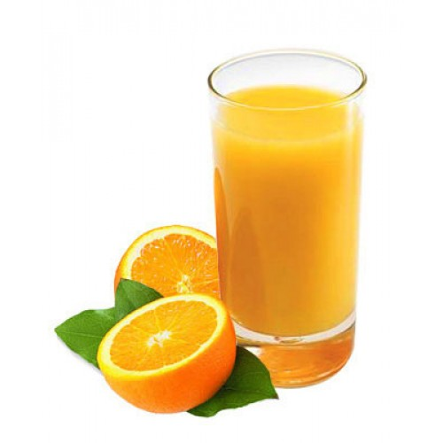 стакан натурального сока