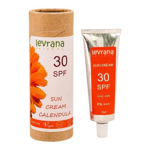 Солнцезащитный крем SPF30 LEVRANA