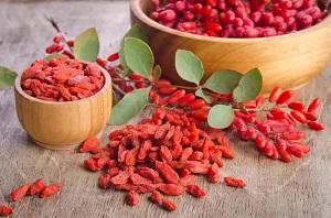 Продажа сушеных ягод